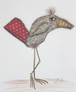 Bird #16 - Bob of DiscomBOBulate