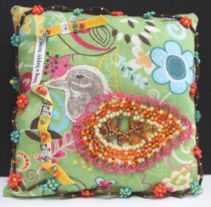 Bird Song Pillow Pal