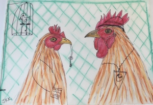 Lawyer Chickens - 2