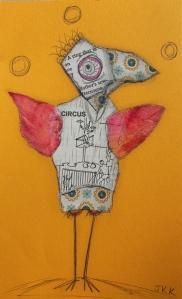 No. 92 - The Circus Bird