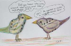 Old Bird Jokes