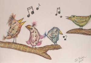 Singing for Spring