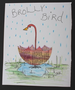 The Brolly Bird