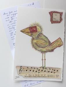 A Noteworthy Bird