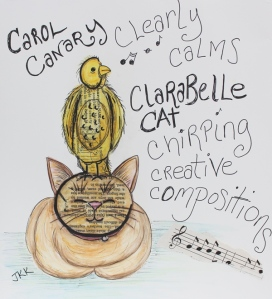 C is for Cat and Canary