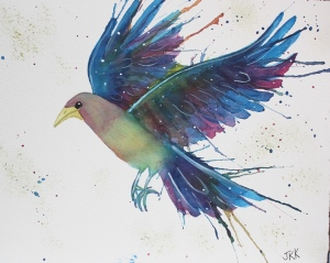 Lesson 5 My Rainbow Bird