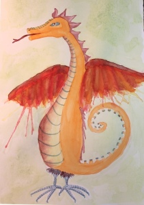 My Dragon Bird - 1