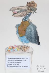 No. 62 - A Pelican Named Trish