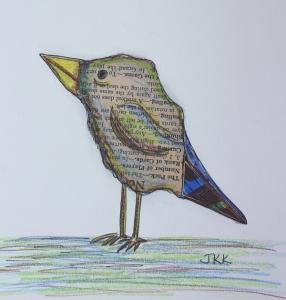 The Norwegian Whist bird