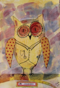 Lesson 3 - Owl 1