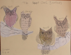 The Hoot Owl Brothers 9-8-14