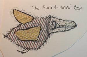 The Nonsense Funnel Bird