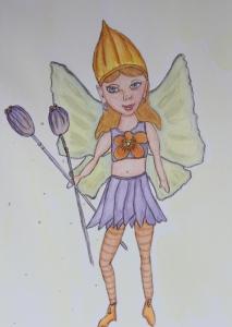 Fairy Daisy upclose