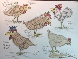 recipe chickens