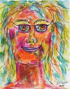 self portrait limited palette