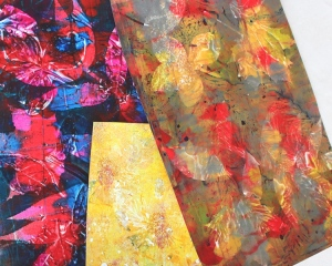 old gelatin prints