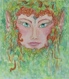Fairy Ivy completed