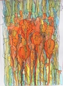 poppy doodle