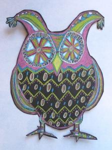 Hank Hoot Owl 9-10-14