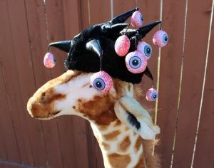 Jammy the Giraffe - 5