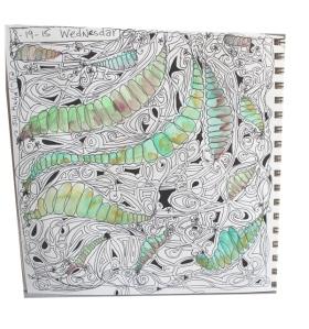 pea doodle - 3