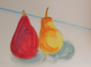 a pare of pears