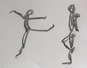 gesture sketch 1