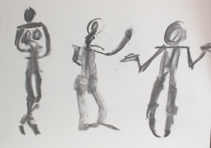 gesture sketch 3