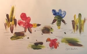 the ogdoad birds
