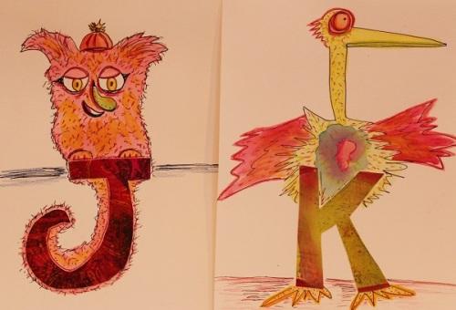 JK initials