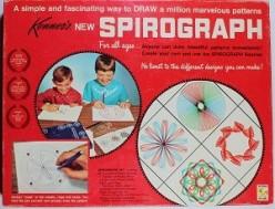 Spirograph game